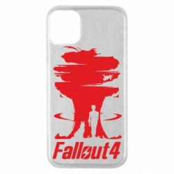Чехол для iPhone 11 Pro Fallout 4 Art