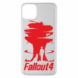 Чехол для iPhone 11 Pro Max Fallout 4 Art