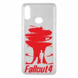 Чехол для Samsung A10s Fallout 4 Art