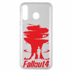 Чехол для Samsung M30 Fallout 4 Art