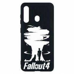 Чехол для Samsung M40 Fallout 4 Art
