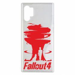 Чехол для Samsung Note 10 Plus Fallout 4 Art