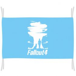 Флаг Fallout 4 Art
