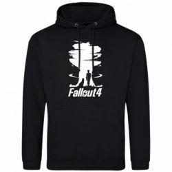 Мужская толстовка Fallout 4 Art - FatLine