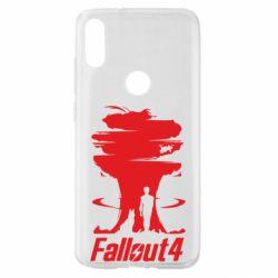 Чехол для Xiaomi Mi Play Fallout 4 Art