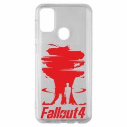 Чехол для Samsung M30s Fallout 4 Art