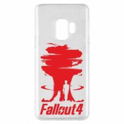 Чехол для Samsung S9 Fallout 4 Art