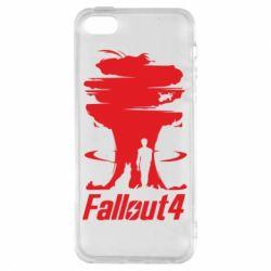 Чехол для iPhone5/5S/SE Fallout 4 Art