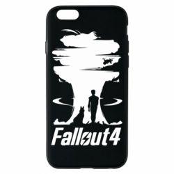 Чехол для iPhone 6/6S Fallout 4 Art
