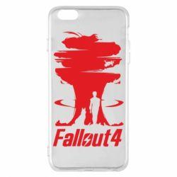 Чехол для iPhone 6 Plus/6S Plus Fallout 4 Art