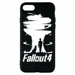 Чехол для iPhone 7 Fallout 4 Art
