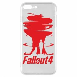 Чехол для iPhone 7 Plus Fallout 4 Art