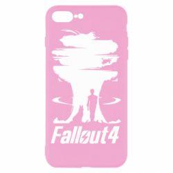Чехол для iPhone 8 Plus Fallout 4 Art