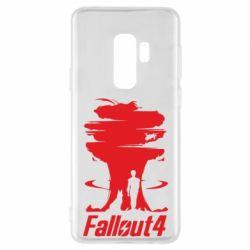 Чехол для Samsung S9+ Fallout 4 Art