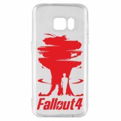 Чехол для Samsung S7 Fallout 4 Art