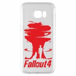 Чехол для Samsung S7 EDGE Fallout 4 Art