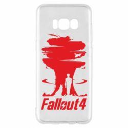 Чехол для Samsung S8 Fallout 4 Art
