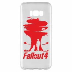 Чехол для Samsung S8+ Fallout 4 Art