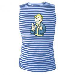 Майка-тельняшка Fallout 4 Boy - FatLine