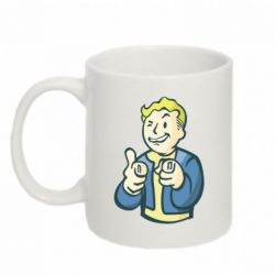 Кружка 320ml Fallout 4 Boy - FatLine