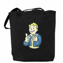 Сумка Fallout 4 Boy - FatLine