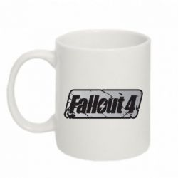 Кружка 320ml Fallout 4 Logo 2 - FatLine