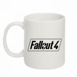 Кружка 320ml Fallout 4 - FatLine