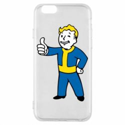 Чохол для iPhone 6/6S Fallout Best!