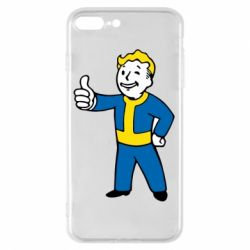 Чохол для iPhone 8 Plus Fallout Best!