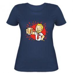 Жіноча футболка Fallout  boy blood