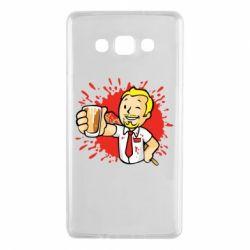 Чохол для Samsung A7 2015 Fallout  boy blood