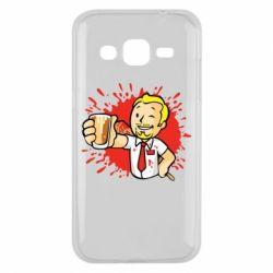 Чохол для Samsung J2 2015 Fallout  boy blood