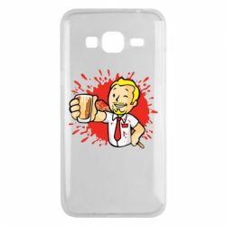 Чохол для Samsung J3 2016 Fallout  boy blood