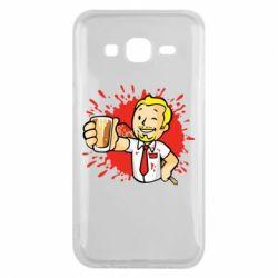 Чохол для Samsung J5 2015 Fallout  boy blood