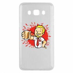 Чохол для Samsung J5 2016 Fallout  boy blood