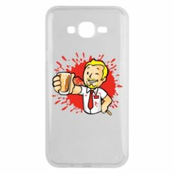 Чохол для Samsung J7 2015 Fallout  boy blood