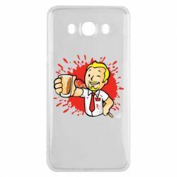Чохол для Samsung J7 2016 Fallout  boy blood