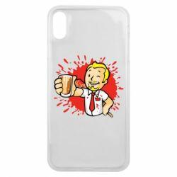 Чохол для iPhone Xs Max Fallout  boy blood