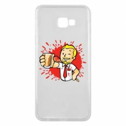 Чохол для Samsung J4 Plus 2018 Fallout  boy blood