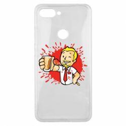 Чохол для Xiaomi Mi8 Lite Fallout  boy blood
