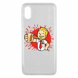 Чохол для Xiaomi Mi8 Pro Fallout  boy blood