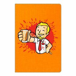 Блокнот А5 Fallout  boy blood