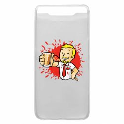 Чохол для Samsung A80 Fallout  boy blood