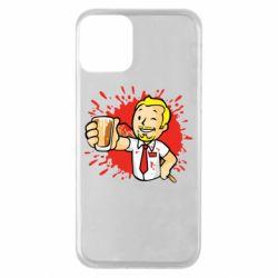 Чохол для iPhone 11 Fallout  boy blood