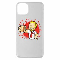Чохол для iPhone 11 Pro Max Fallout  boy blood