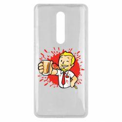 Чохол для Xiaomi Mi9T Fallout  boy blood