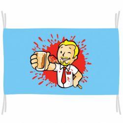 Прапор Fallout  boy blood