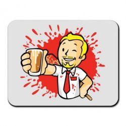 Килимок для миші Fallout  boy blood