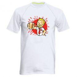 Чоловіча спортивна футболка Fallout  boy blood
