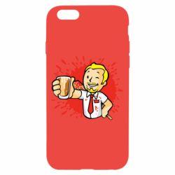 Чохол для iPhone 6/6S Fallout  boy blood